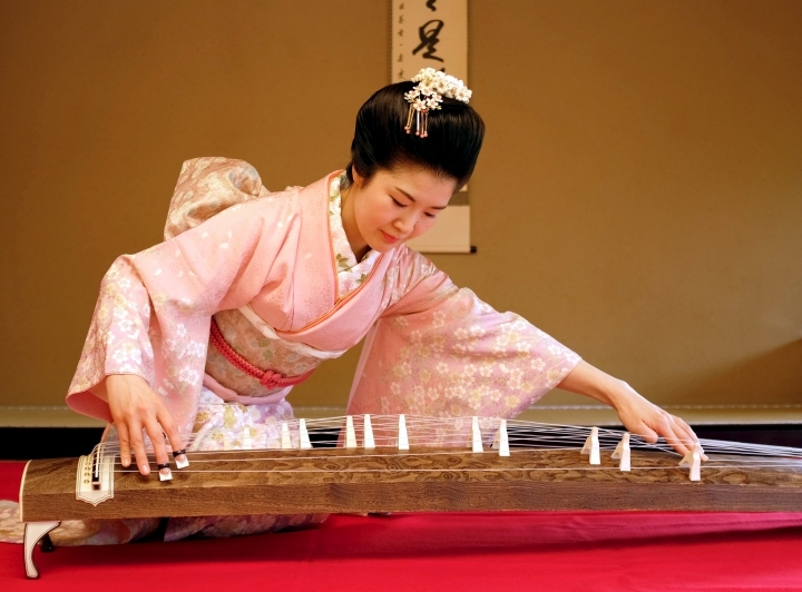 "Traditional Japanese music concert ""Tadashi Tajima and His"